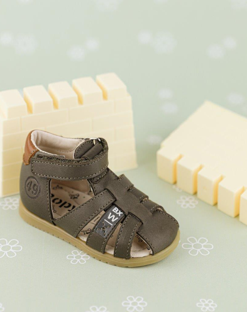 Bopy- boy sandal kaki 2.jpg