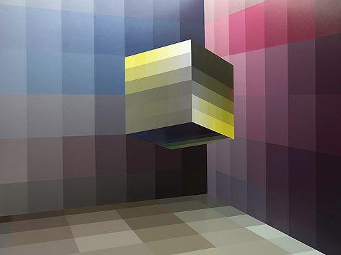 Square pixels