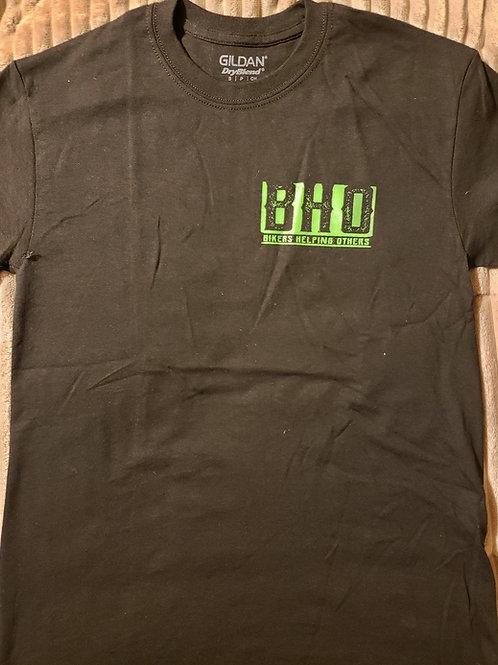 BHO T-Shirt (Black) - Sizes S-XL
