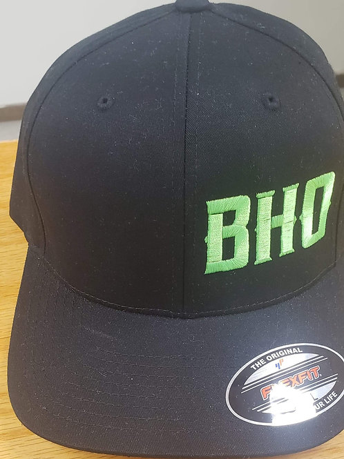 BHO Flex-Fit Cap (Black)