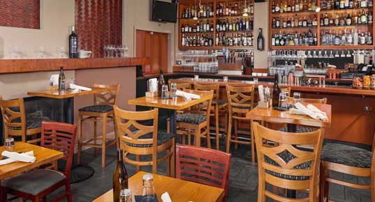 Keenan's Bar Interior