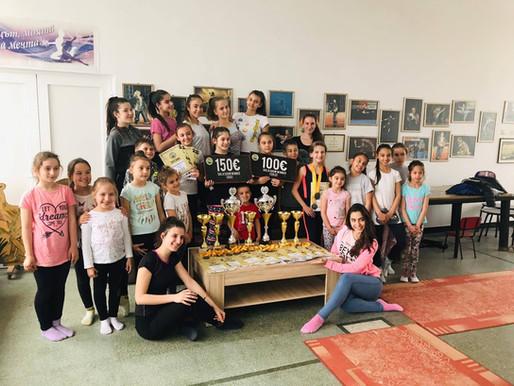 Галаксико се завърна с куп награди от Лазаревац