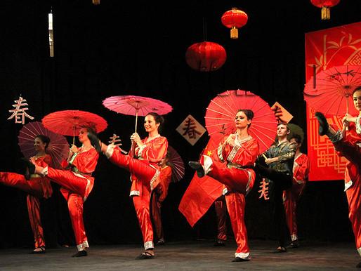 Галаксико посрещна Китайската Нова година