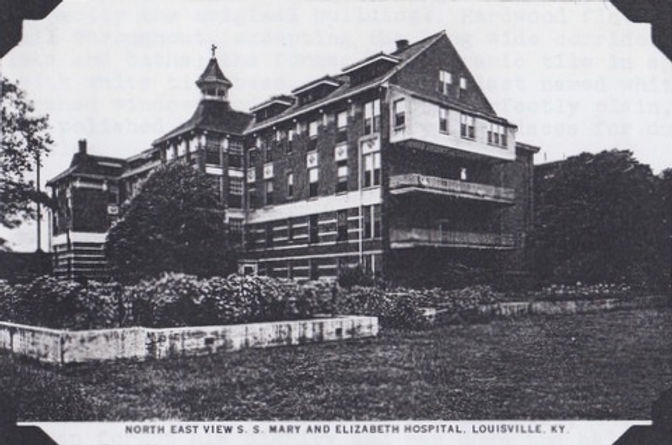 Sts. Mary and Elizabeth Hospital Louisville KY
