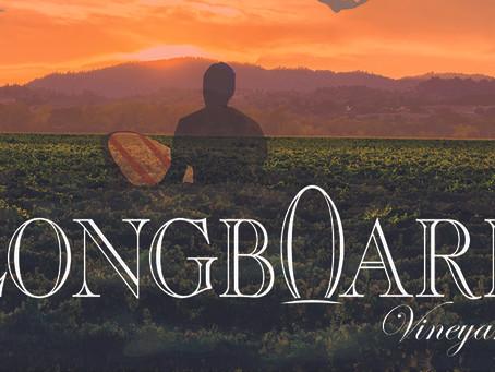 Longboard Vineyards X Decanterbury Tales Collab!