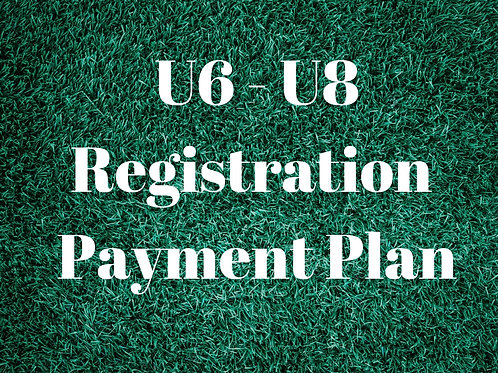 U6 - U8 Pay in Full