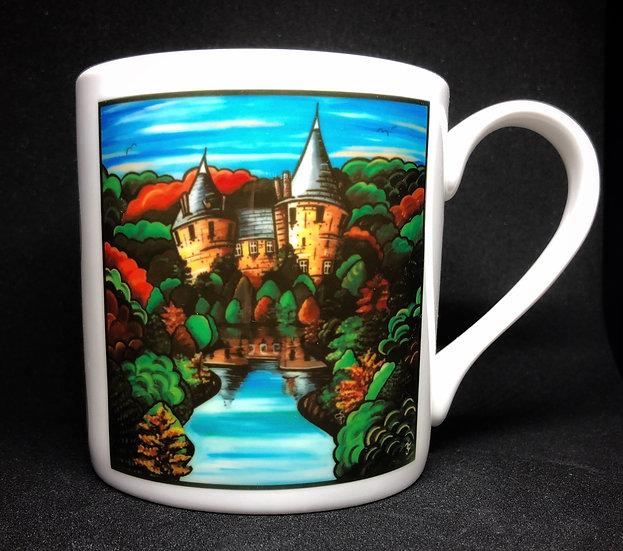 Castell Coch Mug