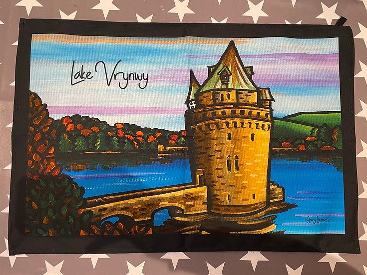 Lake Vrynwy