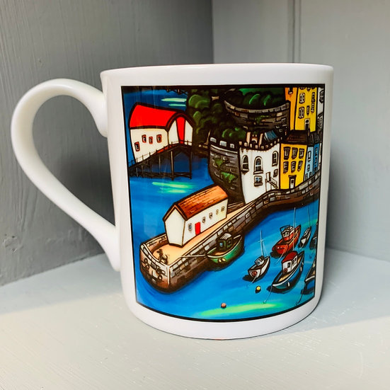 Tenby Mug 1