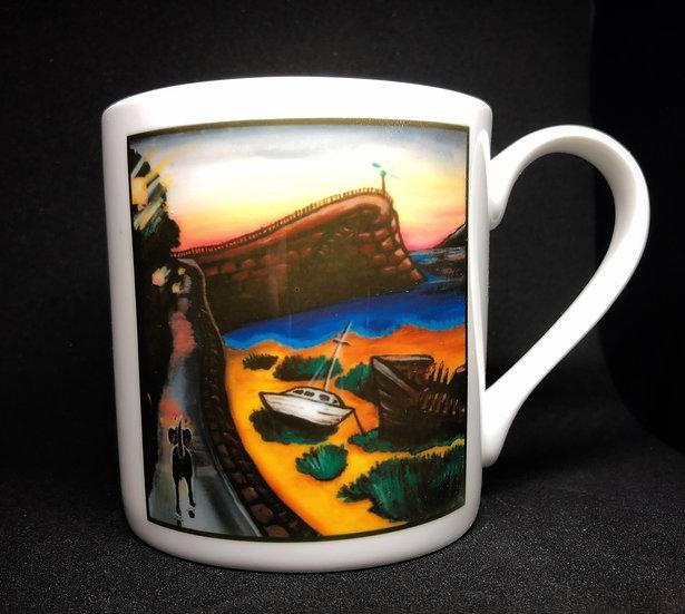 Old Harbour Mug