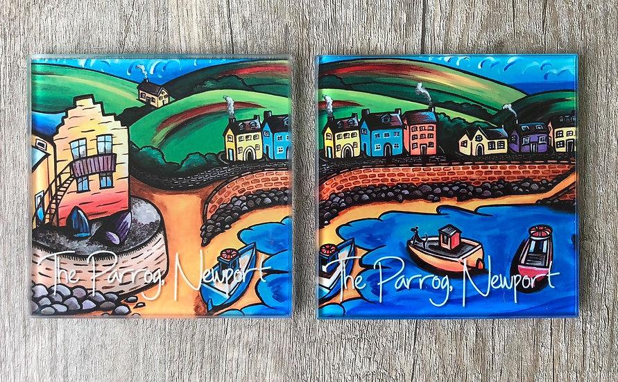 The Parrog, Newport Pembs