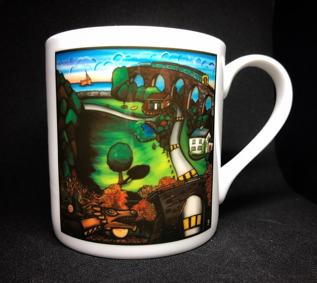 Porthkerry Mug