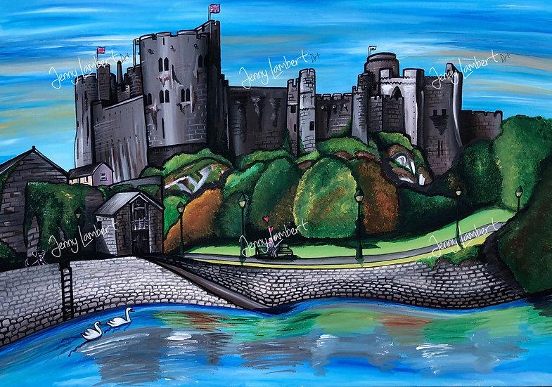 Pembroke Castle main image