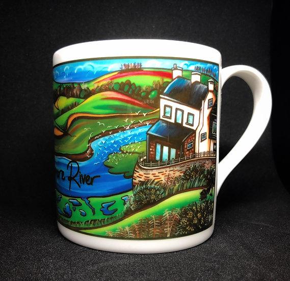 Ogmore River Mug