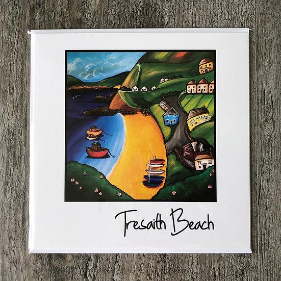 Tresaith Beach