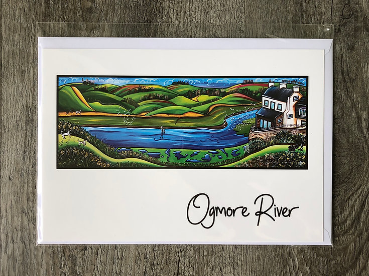 Ogmore River, Ogmore-by-Sea