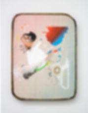 01 Tarabin, 2018, oil, acrylic watercolo