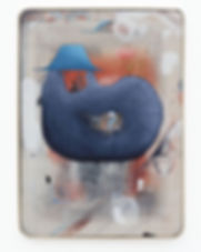#Untitled (#Visitors series), #watercolo