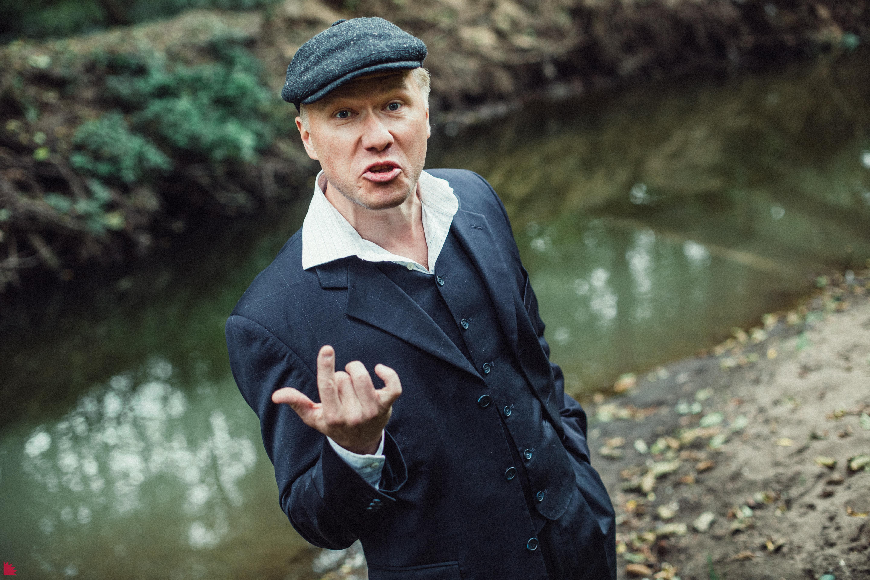 Актер театра и кино Сергей Хрусталев 12