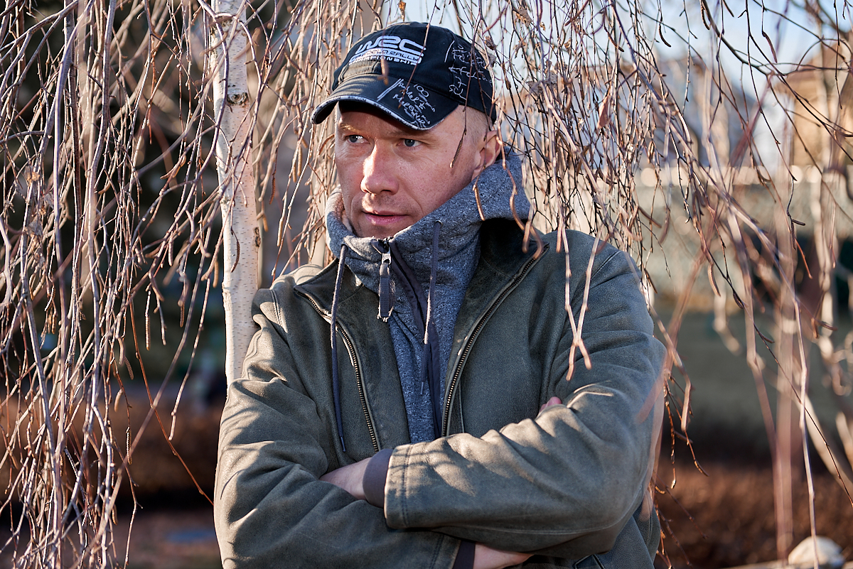 актёр Сергей Хрусталёв 2