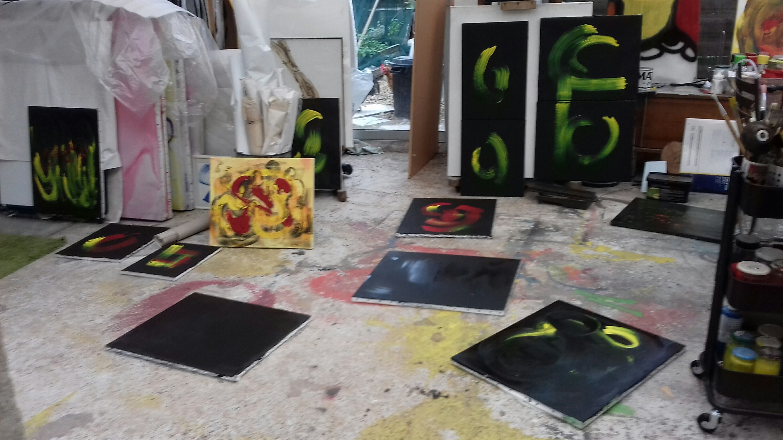 2017- L'Atelier