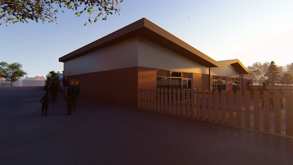 Stonebridge Primary School - Project Flythrough