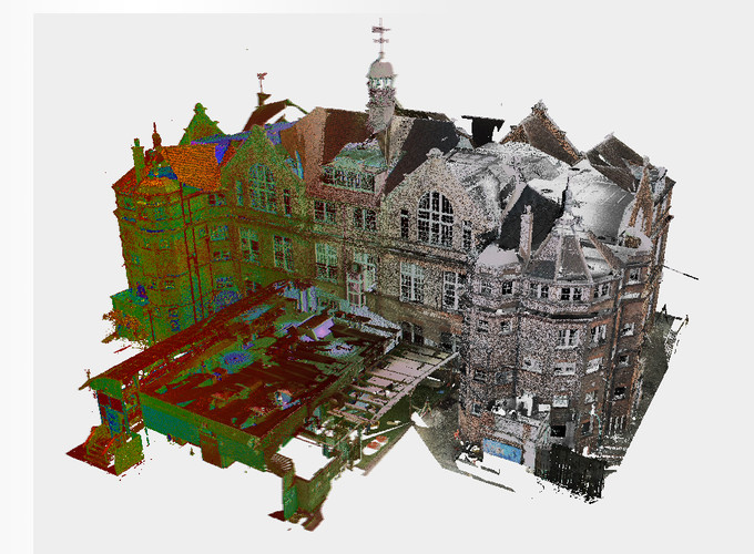 Reality Capturing and Laser Scanning