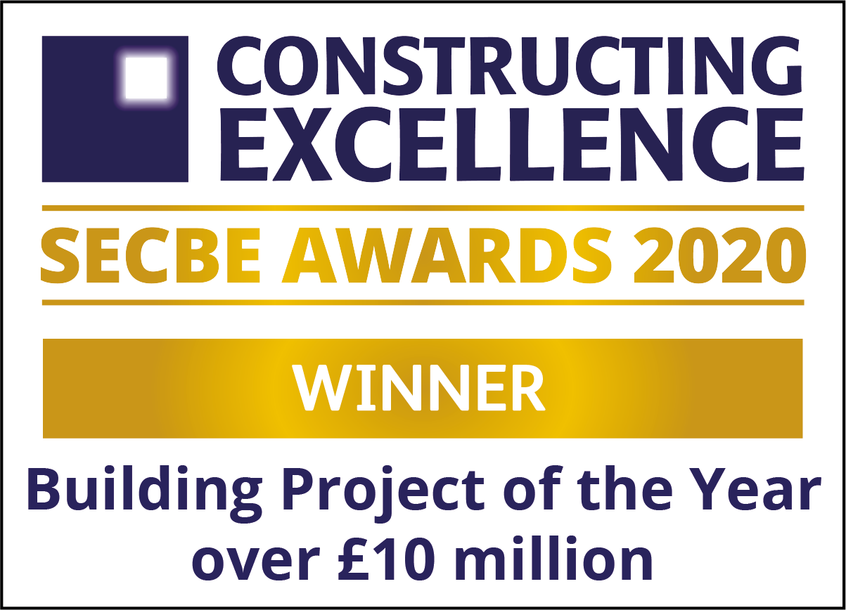 Awards 2020 - Project of the Year over £10 million