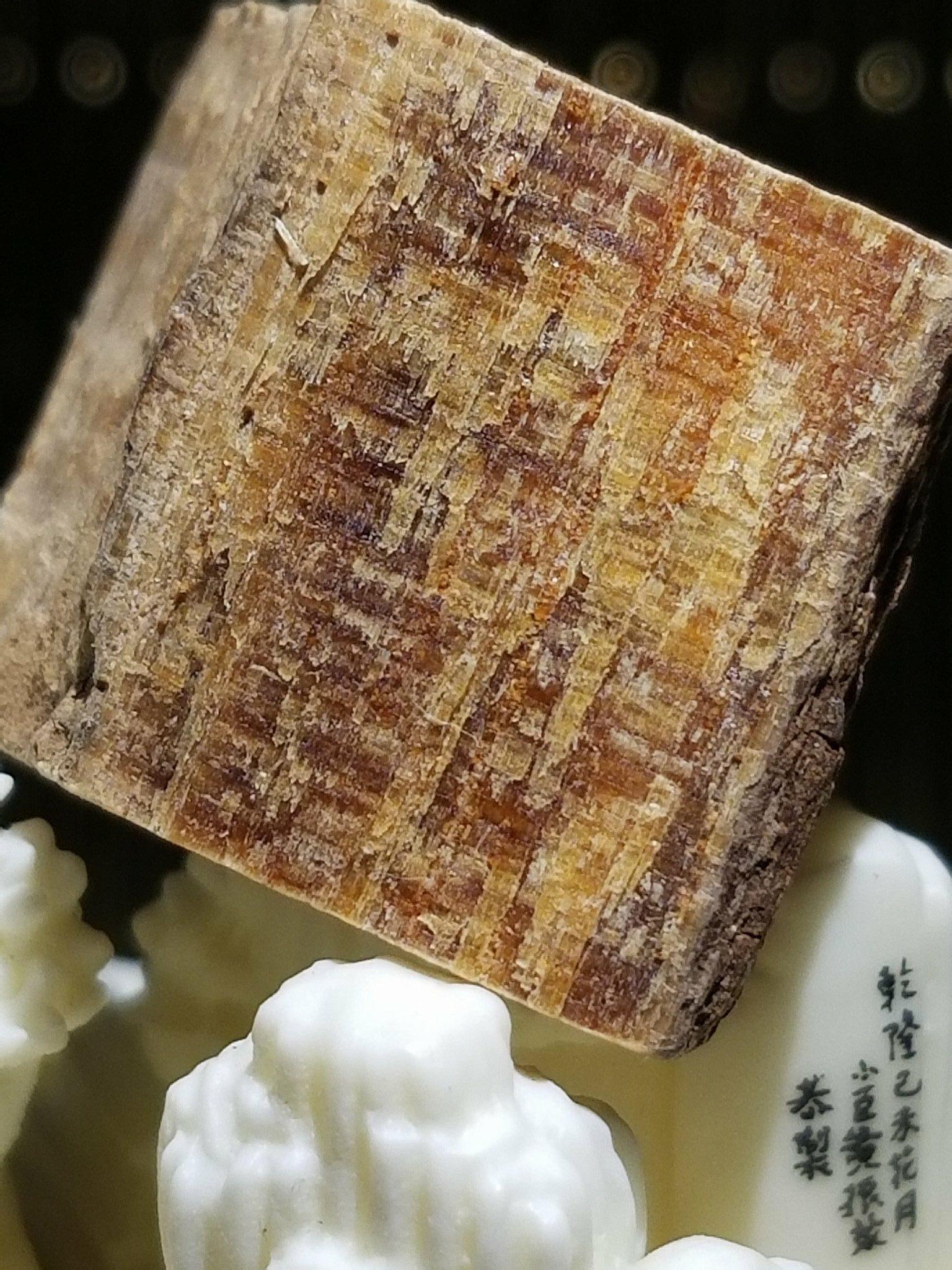 越南金絲糖結沉水黃奇楠沉香