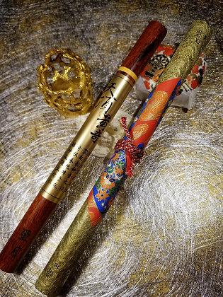 璽月《天頂黃奇》越南惠安沉水黃奇楠七吋頂級沉香