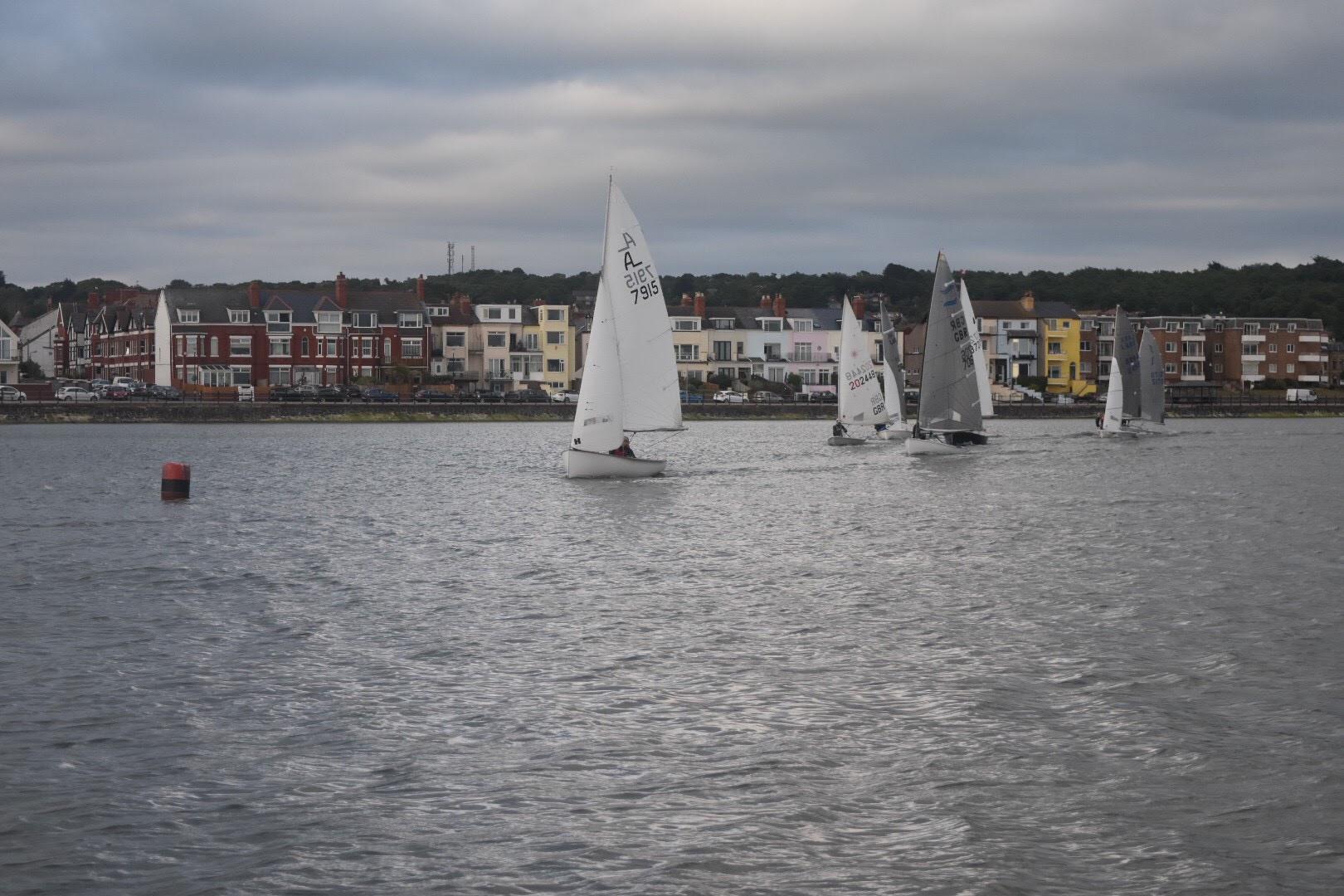 Boats on the Marine Lake