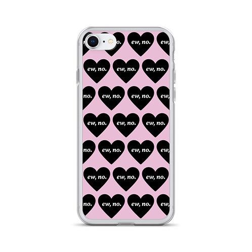 """ew, no."" iPhone Case"