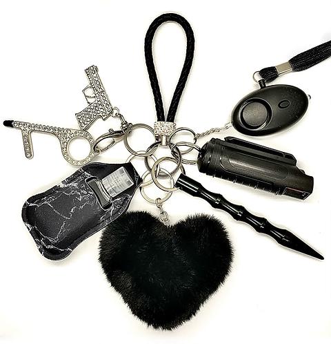 $uit & Tie Keychain