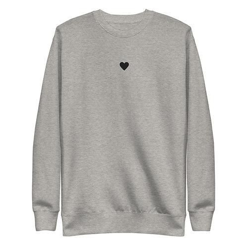 Black Heart Pullover