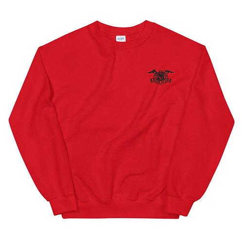 Biker Babes Unisex Sweatshirt