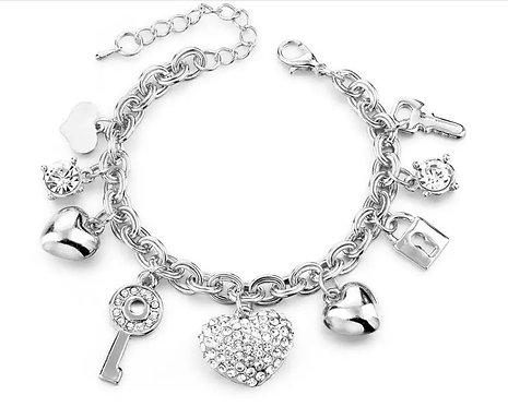 Ginny's Charm Bracelet