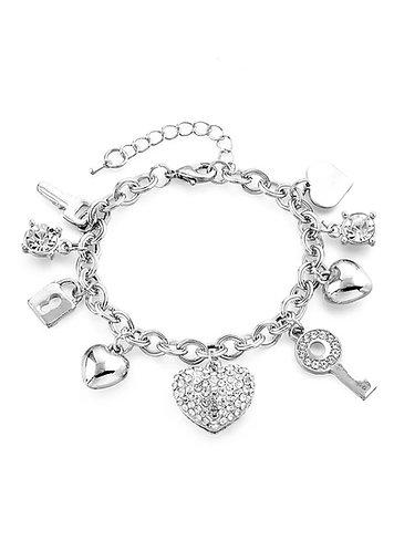 Icey Charm Bracelet