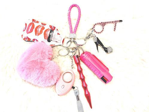 Maria Defense Keychain