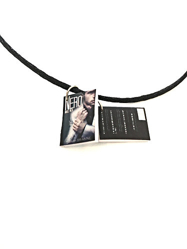 Nero Book Charm (Add-On Item Only)
