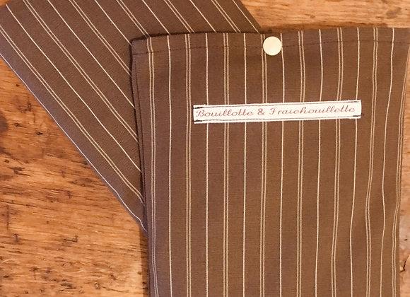 """Bouillotte & Fraichouillette """"Classiques"""" A l'ancienne..."""