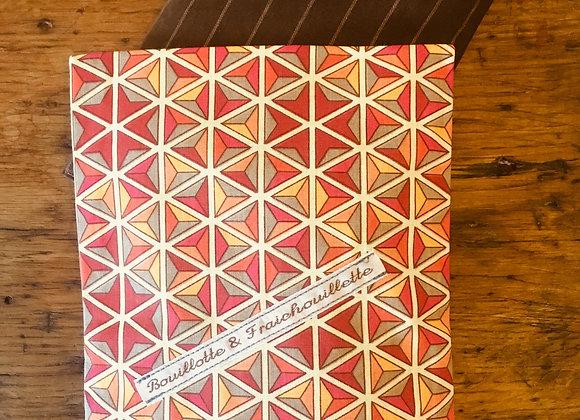 """Bouillotte & Fraichouillette """"Enfants"""" Kaléi Red"""