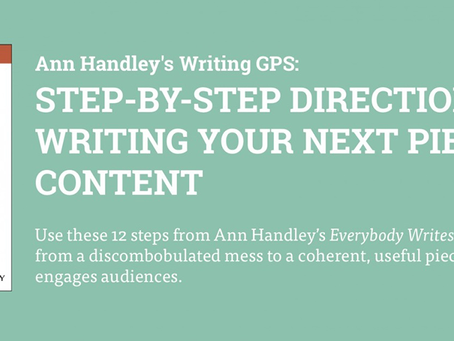 12 Steps to Create Ridiculously Good Content for Your Website or Blog