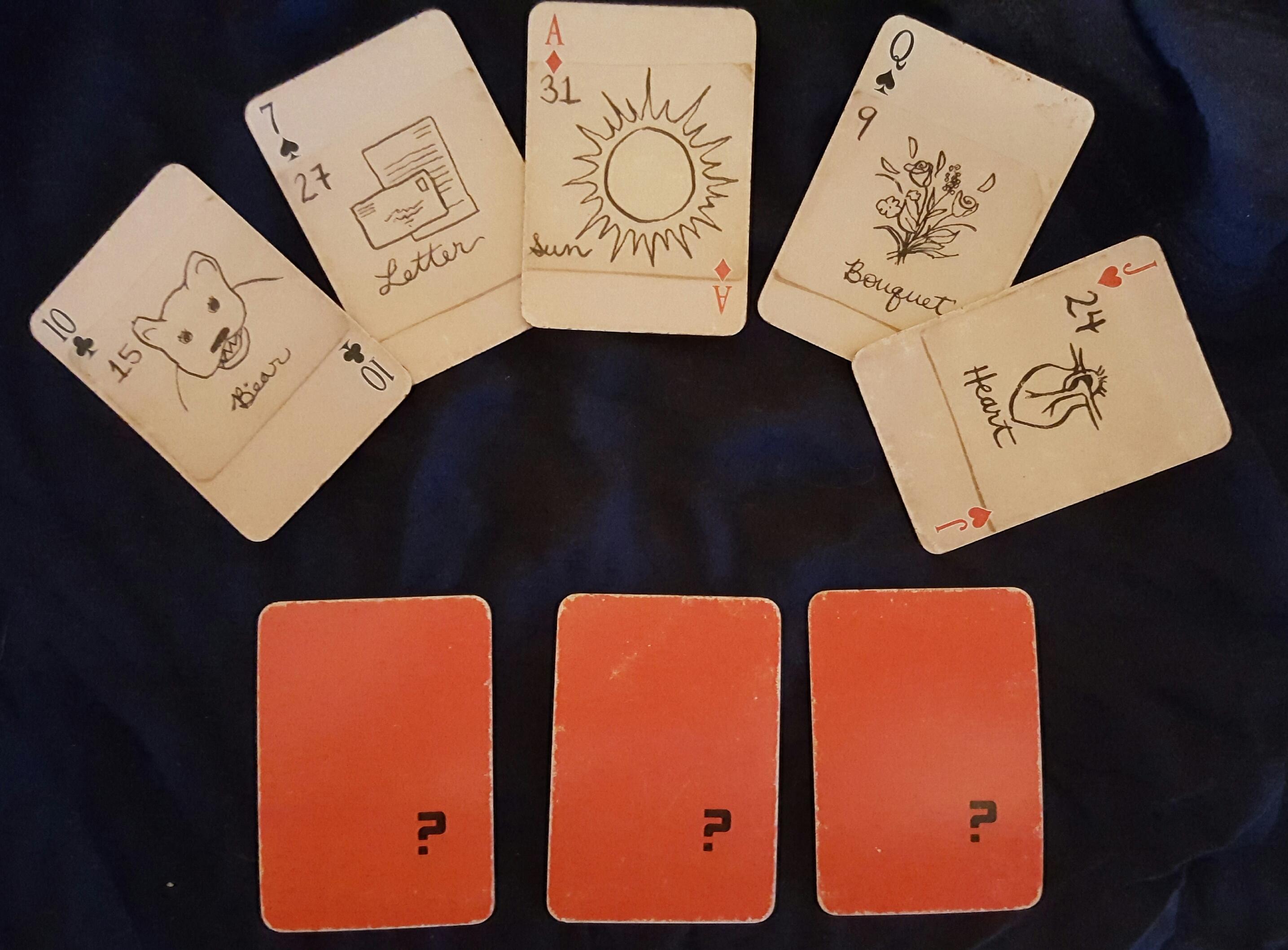 Lenormand deck