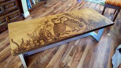 owl table