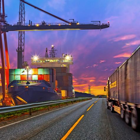intermodal trucking solutions