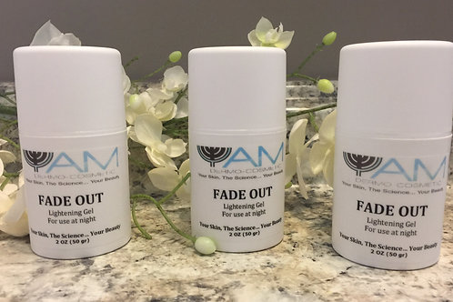 FADE OUT GEL (DEPIGMENTING)