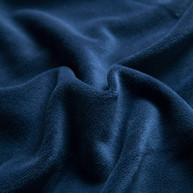 Dark blue blanket