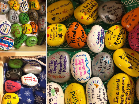 Kindness Rocks Project- ENDS 9/11/20!