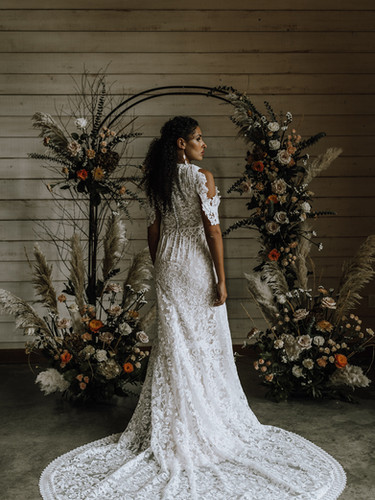 Aster Wedding Dress