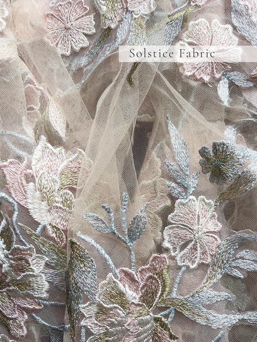 Solstice Lace Fabric